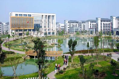 江淮城市学院校区